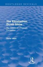 The Elizabethan Dumb Show