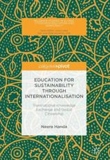 Education for Sustainability Through Internationalisation