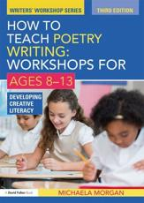 How to Teach Poetry Writing
