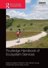 Routledge Handbook of Ecosystem Services