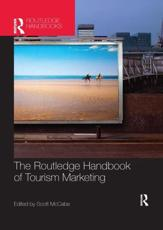 The Routledge Handbook of Tourism Marketing