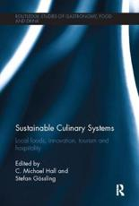 Sustainable Culinary Systems