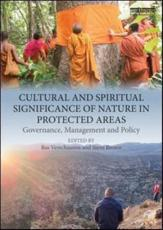 Cultural and Spiritual Significance of Nature in Protected Areas