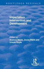 Imperialism Intervention and Development