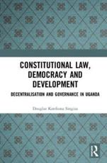 Constitutional Law, Democracy and Development