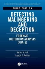 Detecting Malingering and Deception