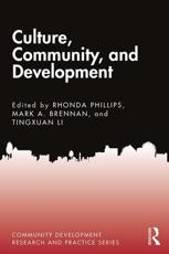 Culture, Community, and Development