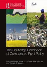 The Routledge Handbook of Comparative Rural Policy
