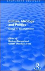 Culture, Ideology and Politics