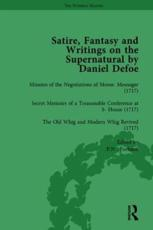 Satire, Fantasy and Writings on the Supernatural by Daniel Defoe, Part I Vol 4