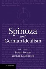 Spinoza and German Idealism