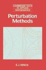 Perturbation Methods