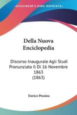 Della Nuova Enciclopedia - Enrico Pessina (author)