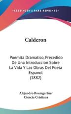 Calderon - Alejandro Baumgartner, Ciencia Cristiana (translator)