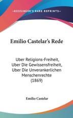 Emilio Castelar's Rede - Emilio Castelar (author)