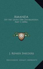 Amanda - J Renier Snieders (author)