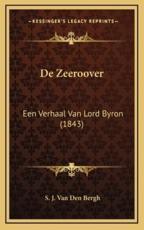 De Zeeroover - S J Van Den Bergh (author)