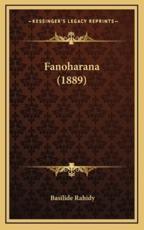 Fanoharana (1889) - Basilide Rahidy (author)
