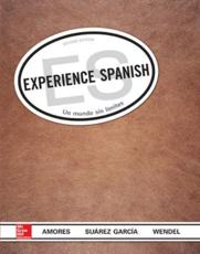 Annotated Instructor's Edition for Experience Spanish