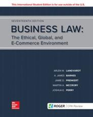 ISE Business Law