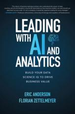 Leading With AI and Analytics
