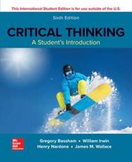 ISE CRITICAL THINKING: A STUDENTS INTRODUCTION