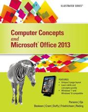 Computer Concepts and Microsoft¬Office 2013