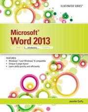 Microsoft Word 2013 Illustrated. Introductory