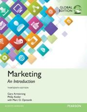 MyMarketingLab With Pearson eText - Instant Access - For Marketing: An Introduction, Global Edition