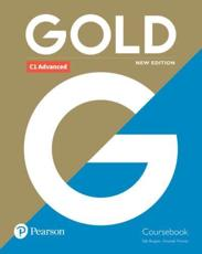 Gold C1 Advanced New Edition Coursebook