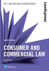 Consumer and Commercial Law