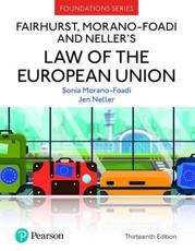Fairhurst, Morano-Foadi, and Neller's Law of the European Union
