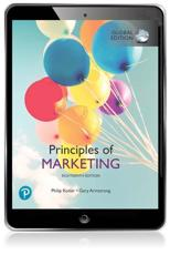 Principles of Marketing, Global Edition eBook
