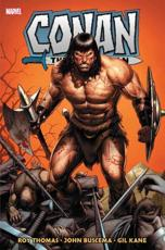 Conan the Barbarian Volume 2