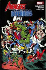 The Avengers/the Defenders War