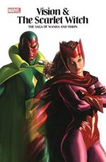 Vision & The Scarlet Witch