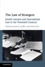 The Law of Strangers