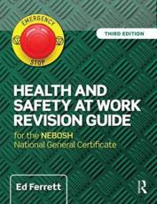 Health and Safety at Work Revision Guide