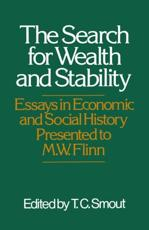 Search for Wealth and Stability