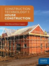 Construction Technology. 1 House Construction
