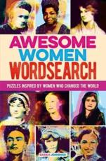 Awesome Women Wordsearch