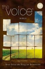 The Voice Bible, Personal Size, Paperback