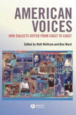 Voices of American English