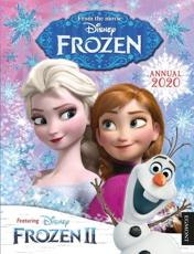 Disney Frozen Annual 2020