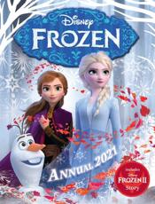 Disney Frozen Annual 2021