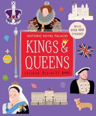Kings & Queens Sticker Activity Book