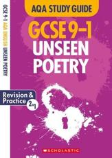 Unseen Poetry AQA English Literature