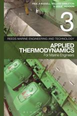 Applied Thermodynamics for Marine Engineers