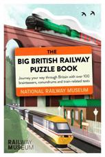 The Big British Railway Puzzle Book