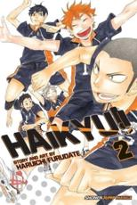 Haikyu!!. Volume 2